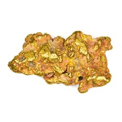 Gold Nugget. Papua New Guinea. 1.14 Troy Oz.