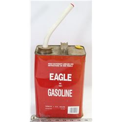 EAGLE GAS CAN.