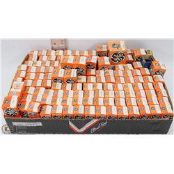 FLAT OF GE ELECTRONIC TUBES