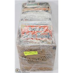 BOX OF ASSORTED COMICS.