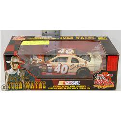 NASCAR JOHN WAYNE DIE CAST SCALE 1:24 NO. 11