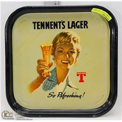 TENNENTS BEER SERVING TRAY