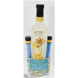 PINA COLADA COCKTAIL MIX SET