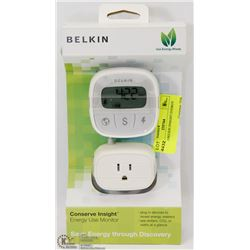 SEALED BELKIN INSIGHT ENERGY