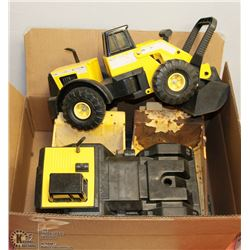 LOT OF TONKA TOYS - AS IS