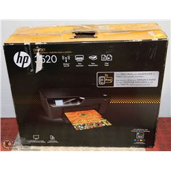 UNUSED HP DESKJET 3520 WIRELESS PRINTER, SCANNER,