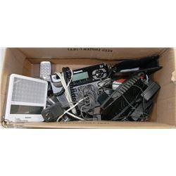 ELECTRONICS - PANASONIC CORDLESS PHONES, PHILLIPS