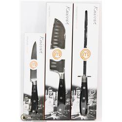 MASTERCHEF UK NEW KITCHEN UTILITY KNIFE , LARGE