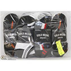 NEW GOLD MEDAL ATHLETIC SOCKS