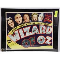 VINTAGE WIZARD OF OZ PRINT