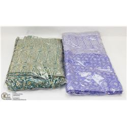 LOT OF 2 NEW SAREES.