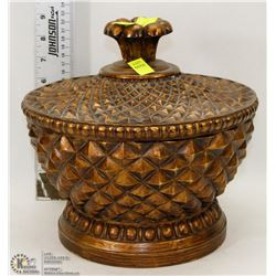 SHOWHOME LIDDED FRUIT BOWL.