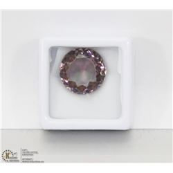 #11-ALEXANDRITE COLOR CHANGING GEMSTONE  12.60CT