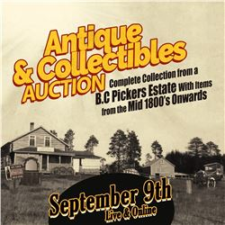 WELCOME TO KASTNERS BI-MONTHLY ANTIQUE AUCTION