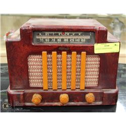 ANTIQUE ADDISON RADIO