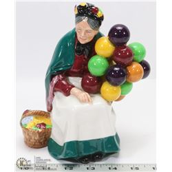 "ROYAL DOULTON ""THE OLD BALLOON SELLER"" HN1315"