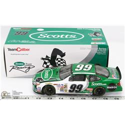 CARL EDWARDS  #99 SCOTTS 2005 FORD TAURUS DIE CAST