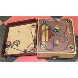 1952 WEBCOR ELECTRONIC MEMORY RECORDER