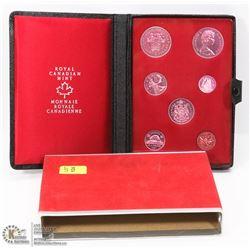 1971 CANADA COIN SET