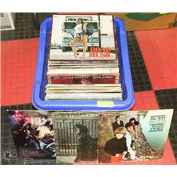 112 ROCK, PSYCH, BLUE & ASSORTED VINYL LP RECORDS