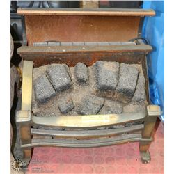 VINTAGE FIREPLACE HEATER HOME