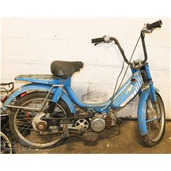 HONDA 50CC PA 50 GAS ENGINE BIKE