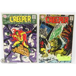 BEWARE THE CREEPER COMICS BY STEVE DITKO