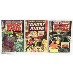 THE GHOST RIDER --- 1967 MARVEL COMICS