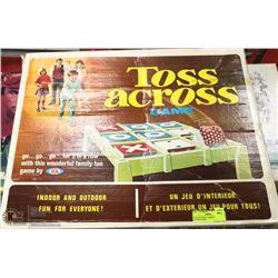 VINTAGE IDEAL GAMES TOSS ACROSS GAME