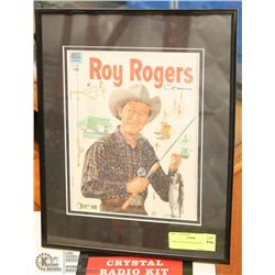 1950S 10 CENT ROY ROGERS COMIC.