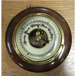 BAROMETER, MADE IN GERMANY