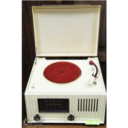 ROGERS MAJESTIC 1956 COMBINATION RADIO & TURNTABLE