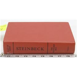 1950'S EAST OF EDEN STEINBECK HARDCOVER BOOK