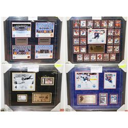 FEATURED FRAMED HOCKEY MEMORABILIA