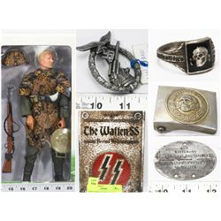 FEATURED GERMAN COLLECTIBLES