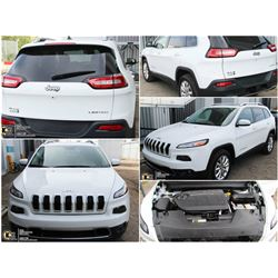 FEATURED 15,000KMS UNRESERVED JEEP CHEROKEE