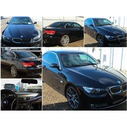 FEATURED 2008 BMW 335IHARDTOP CONVERTIBLE