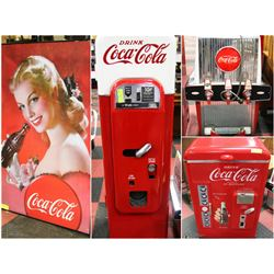 FEATURED COCA-COLA COLLECTIBLES