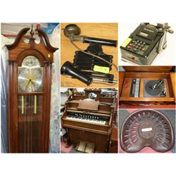 FEATURED MASSIVE ASSORTMENT OF ANTIQUE AND VINTAGE