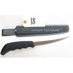 "Kershaw Clearwater Fillet Knife (7"")"