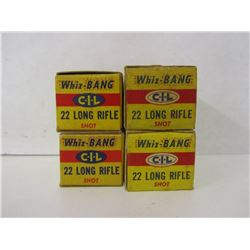 C-I-L Whizbang 22LR Shot