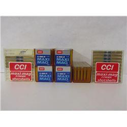 CCI 22 WMR Ammo and Shot