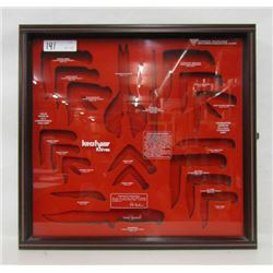 Kershaw Knives Display Case