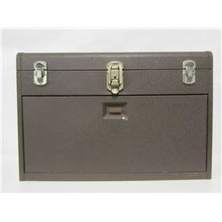 Kennedy 520 Machinists Case With Firearms Tools