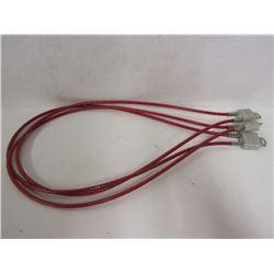 Three Cable Locks