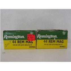 44 Rem Mag Ammo