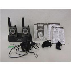 Cobra Microtalk Hand radios