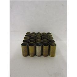 9MM Luger Brass