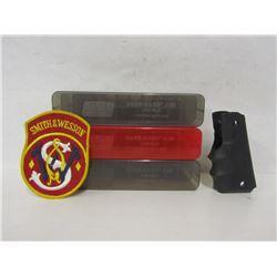 MTM Case Guards, Smith & Wesson Patch, 1911 Grip