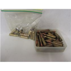 308 Win Ammo and Brass